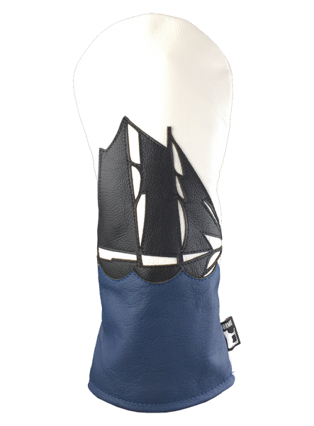 Dormie Workshop Bluenose Cover Leather Golf Headcover