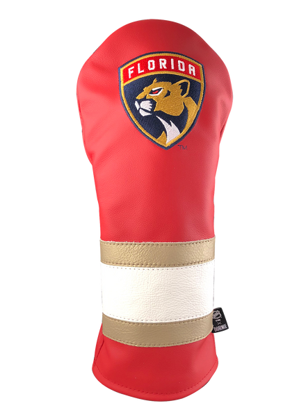 Dormie Workshop Florida Panthers Leather Golf Headcover