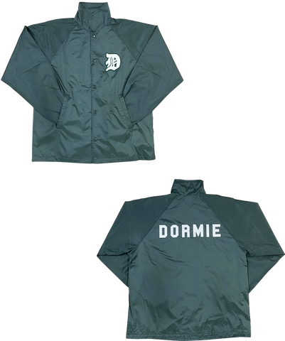 Dormie Green Jacket