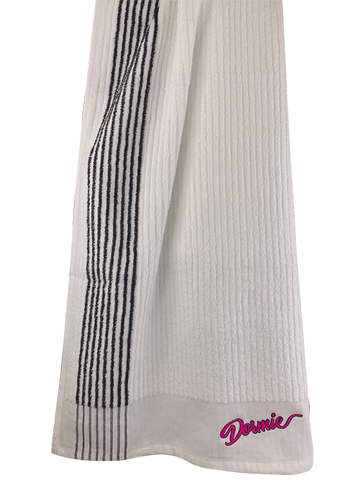 Dormie Embroidered Towel