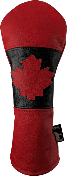Dormie Workshop The Tofino Leather Golf Headcover