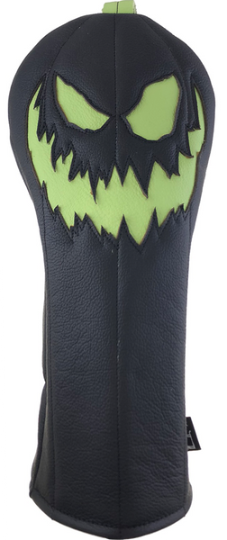 Dormie Workshop PUMPKIN Leather Golf Headcover
