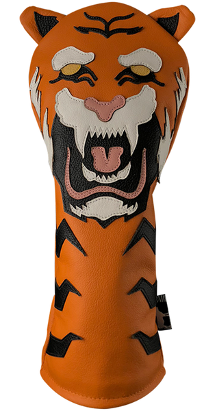 Dormie Workshop El Tigre ! Leather Golf Headcover