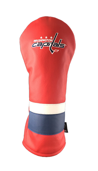 Dormie Workshop Washington Capitals Leather Golf Headcover
