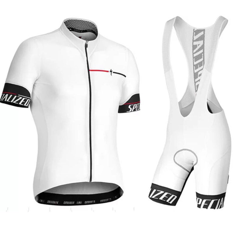 Summer Sweat-Absorbent Breathable Bicycle Riding Suit Unisex