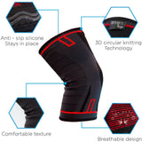 Arthritis-Hope Knee Compression Sleeve-2PCS