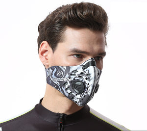 Personal Protective Adjustable Nylon Dust Sport Mask