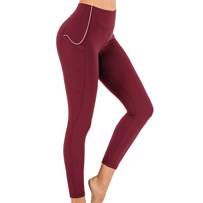 Yoga Leggings for Women with Pockets