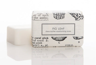 Fig Leaf Soap
