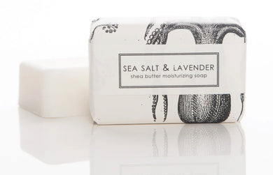 Sea Salt & Lavender Soap