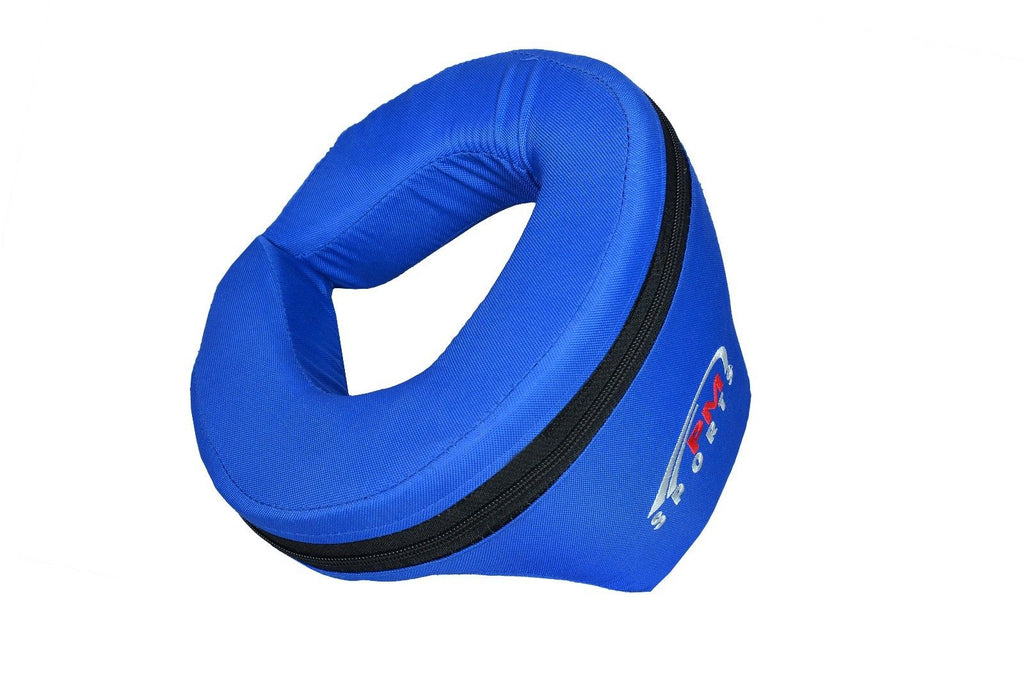 KARTING//RACE//RALLY NECK BRACE//HELMET SUPPORT WITH LONG BACK FOR ADULT