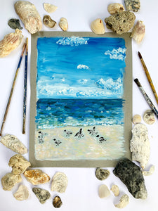 BEACH Collection - EVENING BREEZE
