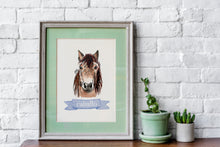 Load image into Gallery viewer, Caballo Print