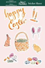 Load image into Gallery viewer, Easter Candy Sticker Sheet