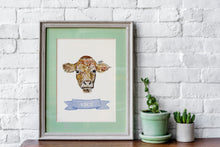 Load image into Gallery viewer, Vaca Print