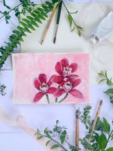 Load image into Gallery viewer, Family Floral Orchid Original Painting - Yolanda