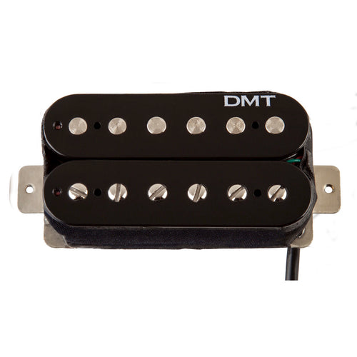 DMT Flathead Neck BK/BK G Spaced