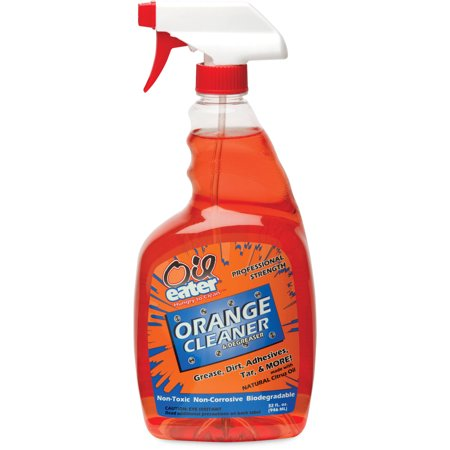 Oil Eater Cleaner and Degreaser Orange - 32 oz. - 1 Bottle