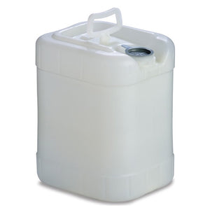 Finish Renu - 5 Gallon Natural Square Container