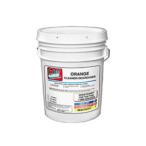 Oil Eater Cleaner and Degreaser Orange - 5 gallon