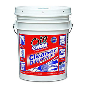 Oil Eater Cleaner and Degreaser - 5 gallon - 1 Bucket