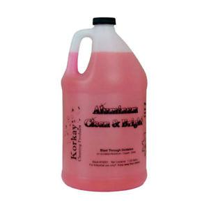 Korkay® Aluminum Clean and Bright - 1 Gallon Bottle