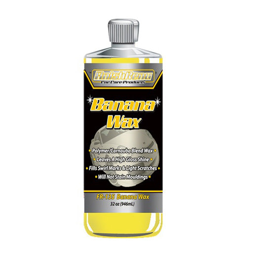 Finish Renu - Banana Wax - 32 oz.