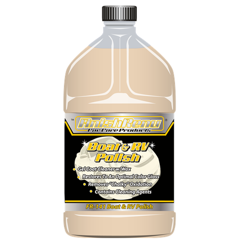Finish Renu - Boat & RV Polish - 1 Gallon