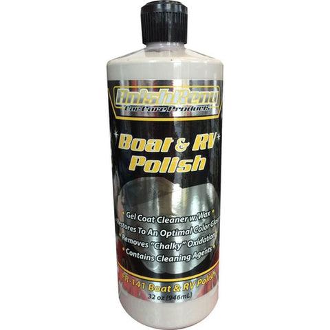 Finish Renu - Boat & RV Polish - 32 oz.