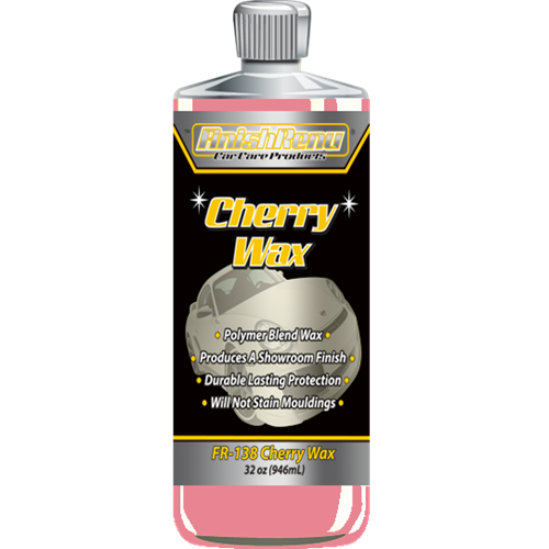 Finish Renu - Cherry Wax - 32 oz.