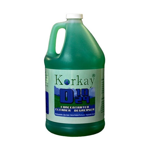 Korkay® D1024 Cleaner Degreaser - 1 Gallon Bottle