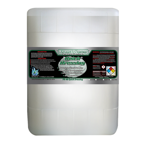 Finish Renu Ultimate Dressing - 30 Gallon