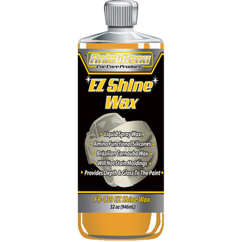 Finish Renu - EZ Shine Wax - 32 oz.