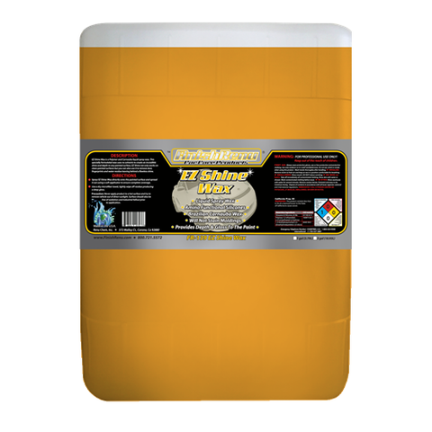 Finish Renu - EZ Shine Wax - 5 Gallon