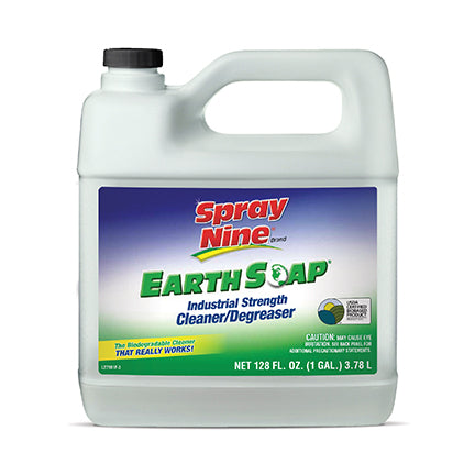 EARTH SOAP Bio-based Cleaner Degreaser - 1 Gallon