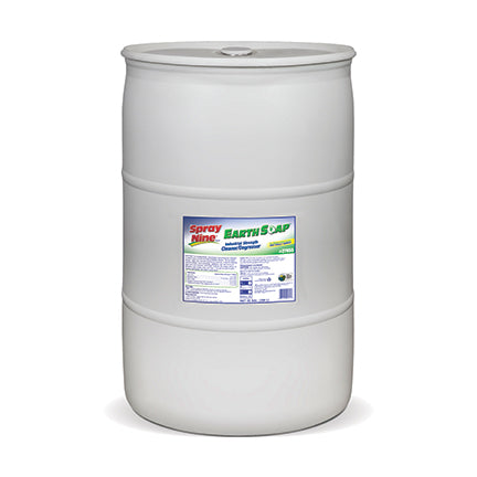 EARTH SOAP Bio-based Cleaner Degreaser - 55 Gallon