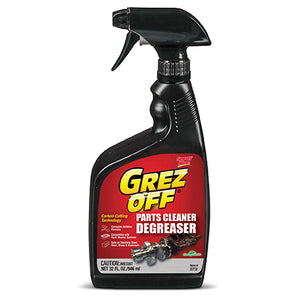 Grez-Off Parts Cleaner Degreaser - 32 oz