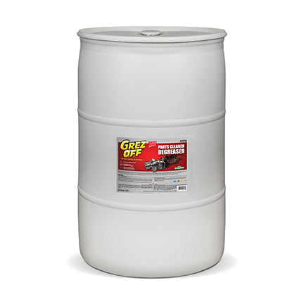 Grez-Off Parts Cleaner Degreaser - 55 Gallon