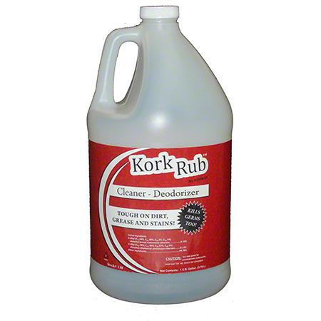Korkay® Kork Rub - 1 Gallon Bottle