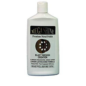 Korkay® Megashine Metal Polish - 16 oz. Bottle