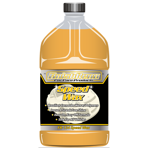 Finish Renu - Speed Wax - 1 Gallon