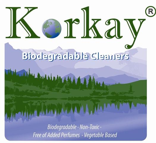 Korkay® Natural All Purpose Cleaner - 32 oz.
