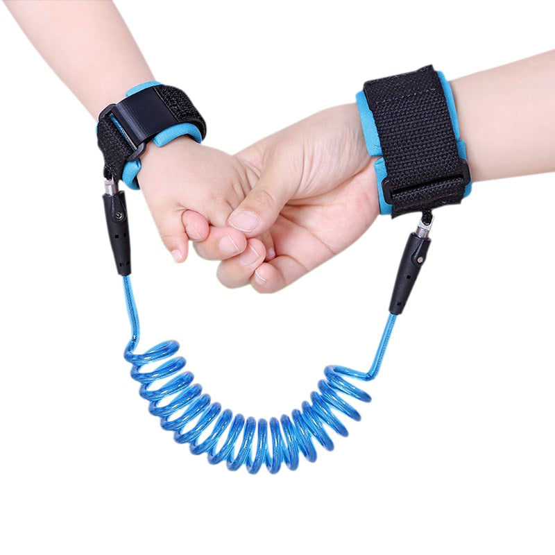 Toddler Child Anti Lost Strap Baby Kids Safety Walking Harness Cut Continuously Child  Anti Lost Wrist Belt Traction Rope
