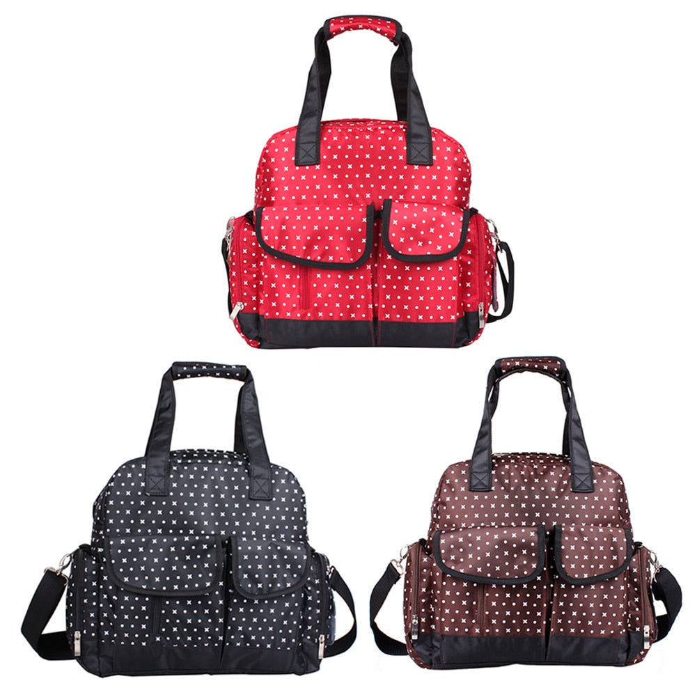 Baby Diaper Bags For Stroller Big Capacity Stroller Fashion Mummy Maternity Thermal Insulation Mummy Bags Strollers Accessories
