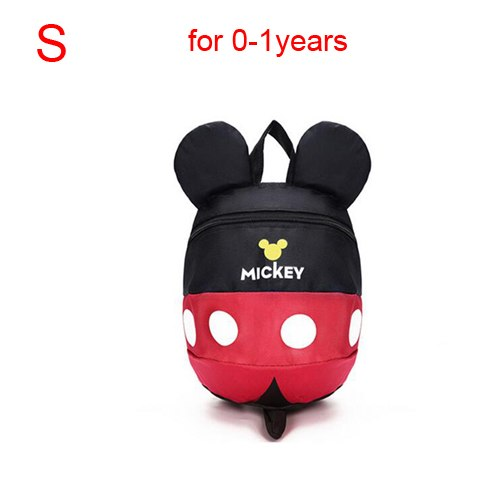 Cartoon Harnesses Leashes Baby Toddler Keeper Anti-lost Bag Walking Wings Safety Harness Backpack Strap Bag 6 Colors