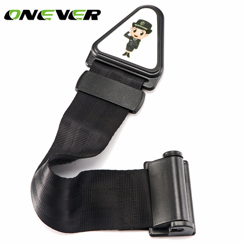 Onever Car Children Baby Kids Seatbelt Clip Fastening Belt Safety Belt Baby Car Protecting Neck Seatbelt Strap Clip