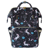 Baby Diaper Bag Unicorn Backpack Fashion Mummy Maternity Bag for Mother Brand Mom Backpack Nappy Changing Bags Bolsa Maternidade