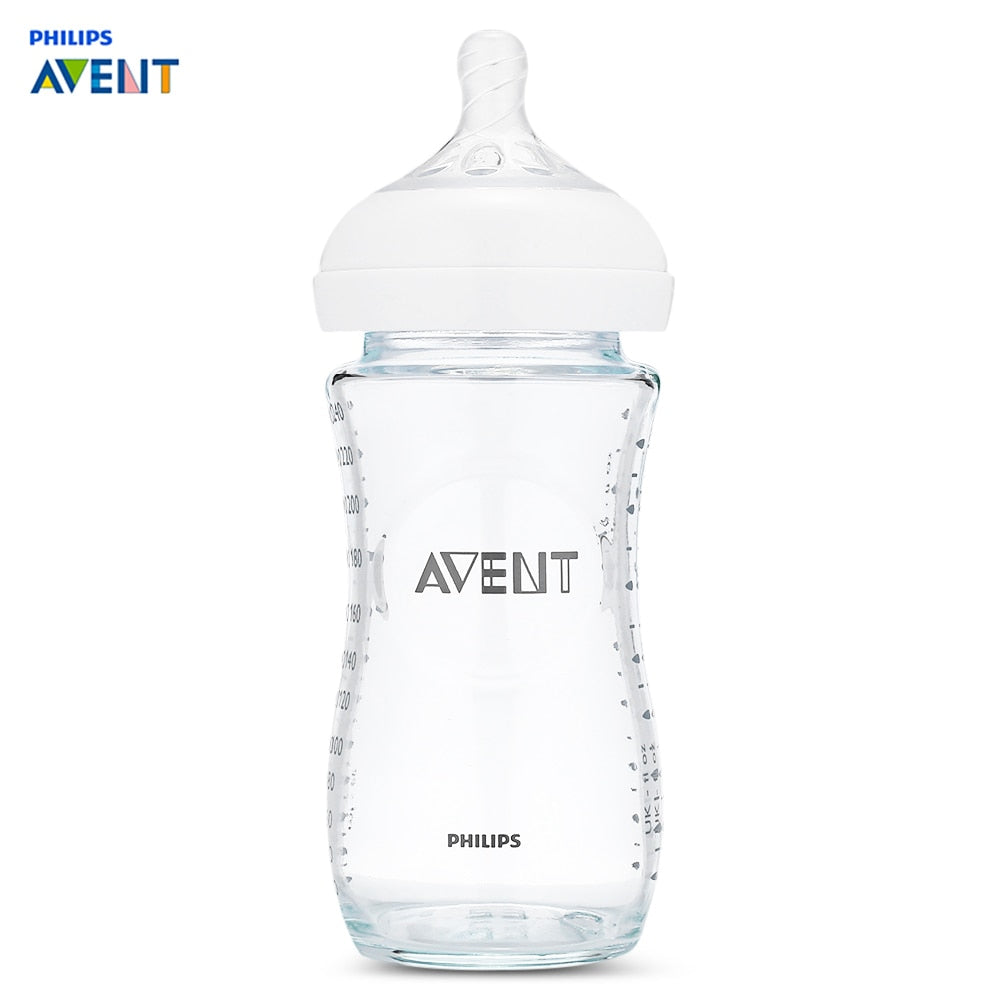 Philips Avent 8oz/240ml Anti-Colic Baby Bottle Baby Feeding Bottle Mamadeira Bebe Bottles Milk Bottle Feeding Cup For 1-3 Months