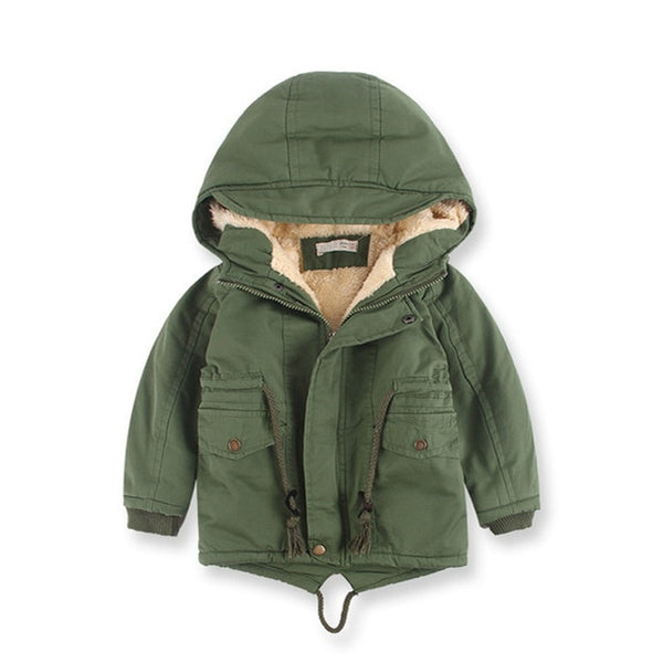 army-green-fleece
