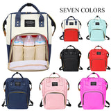 Maternity Diaper Bags Zipper Mother Travel Backpacks Large Capacity Mummy Handbags Pregnant Women Nappy Nursing Shoulder Bags